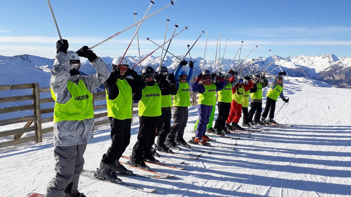 Séjour Colonies de Vacances au Ski